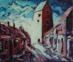 Reinder Bleeker - Midden in het dorp