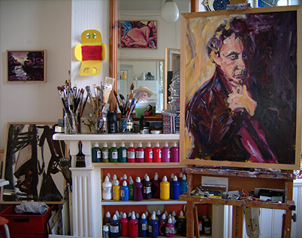 Reinder Bleeker - atelier